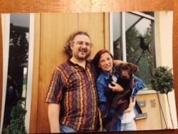 """Birgit Erdle, Albert Pöller & """"Lobo"""""""